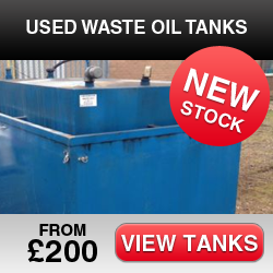 waste oil tanks for sale